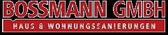 Bossmann Rüsselsheim-Bad-Kreuznach | Sanierung und Renovierung aus einer Hand Logo